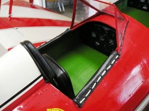 11 Another view of removable cockpit