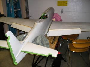 16 Wing mounted & flaps are down1