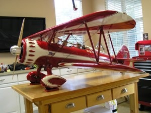21 Cowl looks a lot more like John Hodgson,s full size Stearman