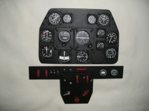 3 Upper & lower instrument panels1