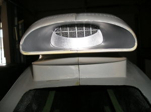 5 Finished air intake