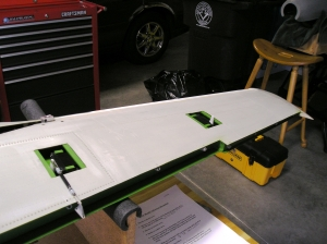 7 Ready for aileron & flap installation1