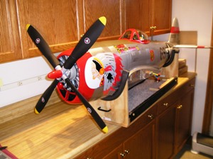 #4 Curtis Electric 4-Blade propeller